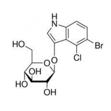 5-溴-4-氯-3-吲哚基-β-D-吡喃葡萄糖苷(X-Glc)