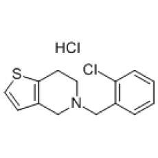 盐酸噻氯匹定
