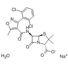 双氯青霉素钠盐一水合物